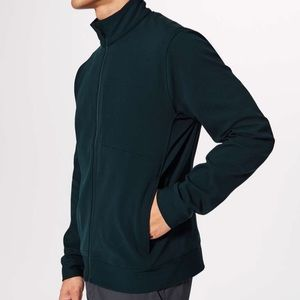 Sojourn jacket lululemon nocturnal teal size small